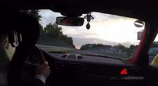 GT2 RS, a bordo della Porsche 911 più veloce di tutti i tempi
