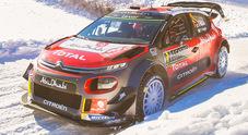 Rally Svezia, dopo Montecarlo le WRC Plus sono pronte a sfidare i ghiacci scandinavi