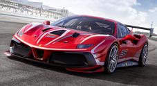 Ferrari 488 Challenge Evo, svelato gioiello per le gare 2020. Nuova aerodinamica e volante ispirato alla F1