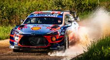 Tanak trionfa in casa. Il Rally di Estonia lo vince il pilota Hyundai davanti al compagno di squadra Breen. Terzo Ogier