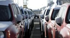 Mercato auto, partenza in rosso per le vendite in Italia: -5,9%. Fca inizia l'anno in positivo