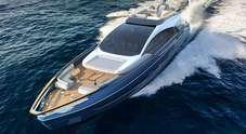 Azimut, ecco come sarà nuova ammiraglia linea S. Uno yacht planante di 28m capace di volare a 35 nodi