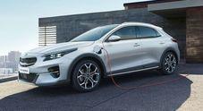 Kia Xceed e ceed sportswagon ora anche ibride plug-in. Con 60 km di autonomia elettrica
