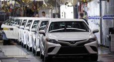 Coronavirus, Toyota e Honda riprendono produzione nelle fabbriche cinesi