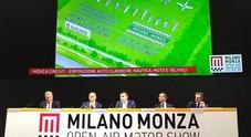 Milano Monza Motor Show, arriva il salone auto dinamico. Presentato l'evento in programma dal 18 al 21 giugno 2020