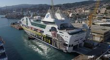 GNV Rhapsody, ecco la nave di Vasco Rossi. Personalizzata per i concerti del Blasco in Sardegna