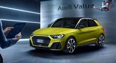 Audi, sicurezza e flessibilità per finanziamenti e noleggi. Con Value e Value Noleggio strumenti pensati per clienti