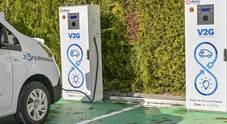 """Auto elettrica diventa una batteria per vendere l'energia. Arriva il decreto del Mise per lo sviluppo del """"vehicle to grid"""""""