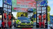 Rally di Roma Capitale, i motori si sono riaccesi da Castel Sant'Angelo nella location più spettacolare dell'intero campionato