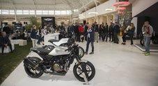Moard, ottimo esordio per il salone di moto design di Milano