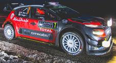 WRC, Citroen non brilla a Montecarlo. Matton: «Niente è andato secondo i piani»