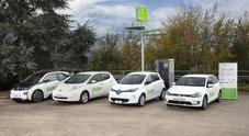 Mobilità elettrificata, la Penisola s'illumina. Aumentano le auto a batterie: piani ambiziosi per Enel e Fca