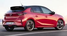 Opel Corsa, arriva la rivoluzionaria 6^ generazione. A marzo anche elettrica
