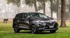 Renault Kadjar Black Edition. Pronta per l'off-road
