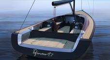 """Peugeot """"approda"""" in mare con una barca a vela. E' il nuovo Tofinou 9.7 di Latitude 46"""