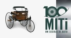 Centomiti: l'11 e 12 maggio a Verona Legend Cars la mostra dei 100 modelli che hanno fatto la storia dell'auto