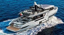Sherpa XL: il nuovo yacht di Arcadia a Cannes. Al top per eco-compatibilità e spazio vivibile