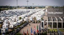 Salone Camper 2020, tutti pazzi per i van: 54mila visitatori in 9 giorni a Parma. Successo per la prima fiera post-Covid