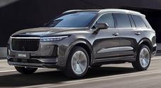 Li Auto raccoglie 1,1 mld di dollari nel debutto al Nasdaq. Casa cinese ha Suv elettrico con range extender