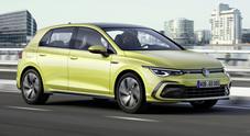 Volkswagen, ecco sua maestà Golf VIII. La regina avrà anche cinque varianti ibride e plug-in