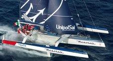 Transpacific Yacht Race: Maserati Multi 70 sa volare ma un incidente rallenta Soldini