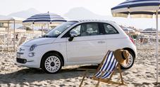 Fiat 500, celebra il compleanno con Dolcevita. Serie speciale ispirata agli Anni '60