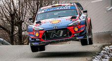 Rally, Neuville rompe il dominio di Ogier e vince per la prima volta Montecarlo
