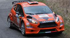 Campedelli (Ford Fiesta R5) vince il Rally del Ciocco. Andreucci e Scandola costretti al ritiro