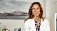Mossa a sorpresa di Giovanna Vitelli (Azimut-Benetti). Dimissioni da Nautica Italiana prima della pace con Ucina