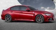 """""""Giulia"""", il giorno del grande ritorno: ecco il nuovo gioiello dell'Alfa Romeo Foto"""