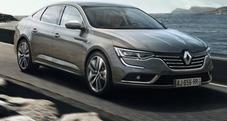 Renault rilancia, una berlina con i fiocchi: si chiama Talisman l'erede della Laguna