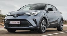 Toyota C-HR: cambia per essere ancora più sicura, connessa e potente