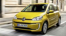 Volkswagen e-up!: non cambia pelle, ma ha un cuore nuovo. L'autonomia raggiunge i 260 km
