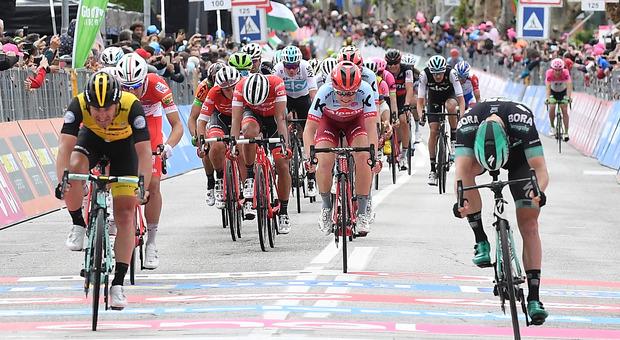 Giro d'Italia, misure sicurezza e