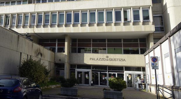 Il Tribunale di Macerata dove si è tenuto il processo