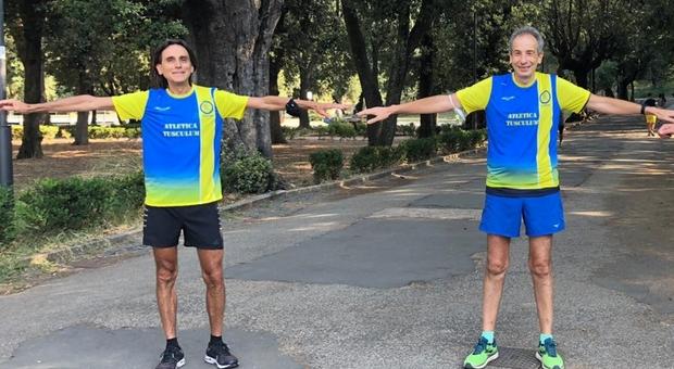 Frascati, il maratoneta Gianni Poli ospite a sorpresa per la presentazione del libro
