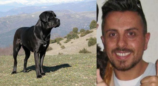 Sbranato dal cane al Prenestino: Gabriele muore a 43 anni