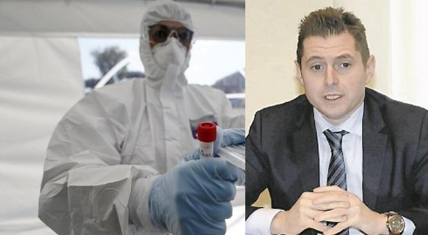 Ascoli, contagi di rientro, il sindaco: «Obbligo di segnalazione alle autorità sanitarie per chi torna dall'estero»