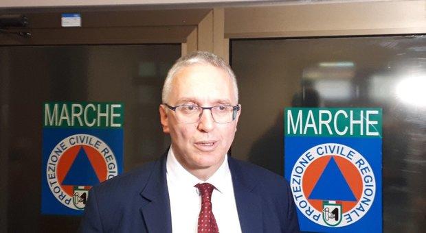 Coronavirus, ira di Ceriscioli contro l'osservatorio di Riccardi: «Noi fuori solo a fine giugno? Macchè»