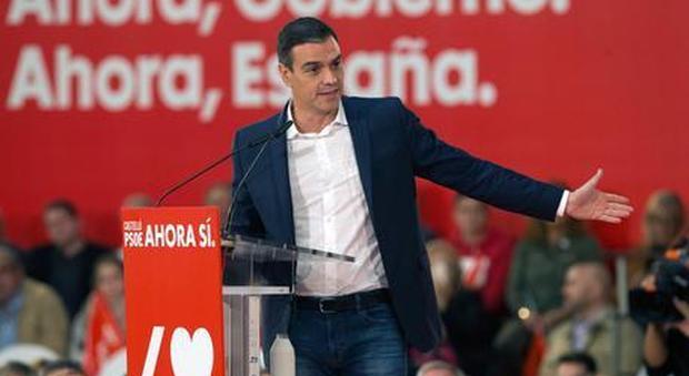 Spagna al voto per la quarta volta in quattro anni: Sanchez in testa ma senza maggioranza