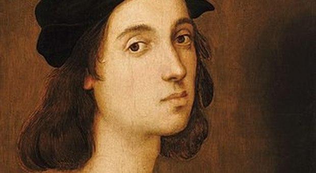 Il ritratto di Raffaello Sanzio