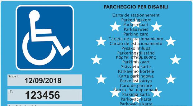 Disabili, valido nelle Ztl di tutt'Italia il permesso per l'auto