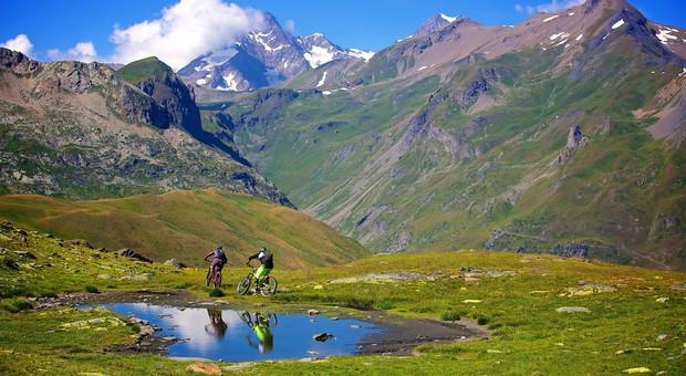 Valle d'Aosta - Mountain Bike a La Thuile (© Matteo Cappe, © Valle d'Aosta)