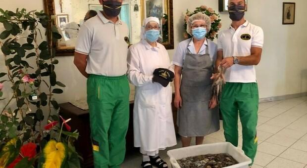 Pesca di frodo, sequestrati 100 chili di polipi: maxi multe