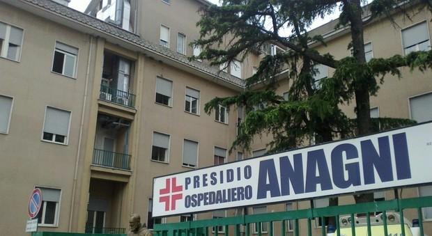 L'ospedale di Anagni