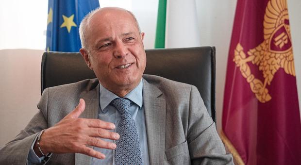 Il questore Antonio Sbordone