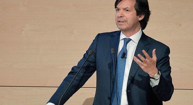Carlo Messina, amministratore delegato di Intesa Sanpaolo