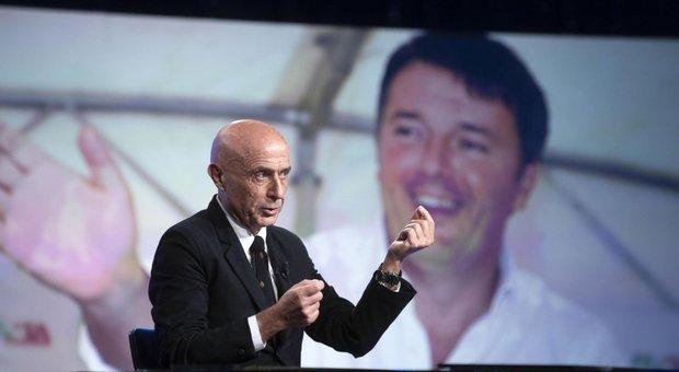 Pd, Minniti si ritira. Renzi accelera sul partito