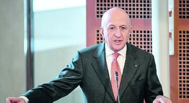 Patuelli, presidente Abi: «Sud e costo del lavoro le priorità del governo»
