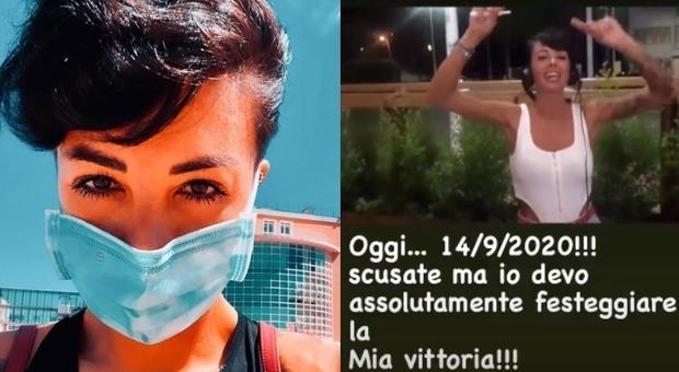 La moglie di Nainggolan, Claudia Lai, guarisce dal cancro: «Oggi festeggio la mia vittoria»